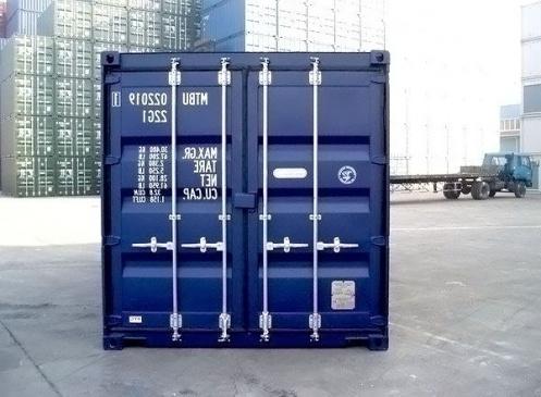 морской 20-ти футовый контейнер