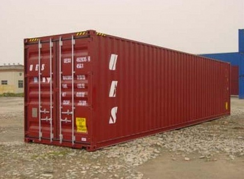 """контейнер 40 футов от """"МТК-ТРЕЙД"""""""